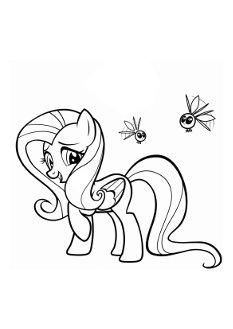 fluttershy-coloringpages1