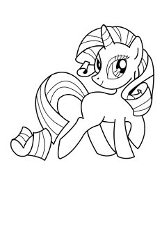 rarity-coloringpages3
