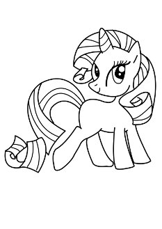 rarity-coloringpages8