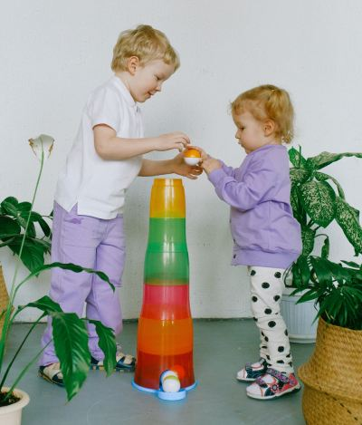 Activities for your baby : Sensory Play