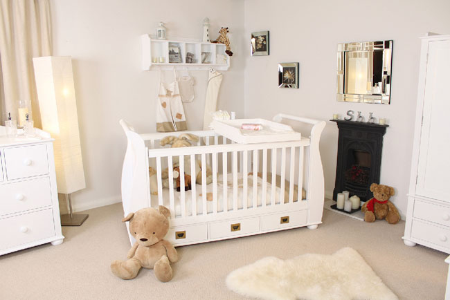 Cute kids room ideas for Baby room decorating ideas uk