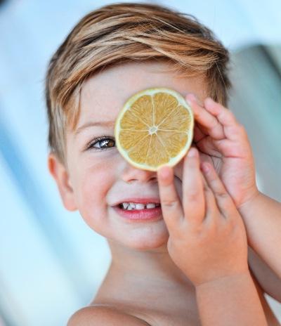 Vitamins Chart for Kids
