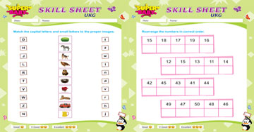 math worksheet : ukg worksheets free download : Maths Worksheets For Ukg