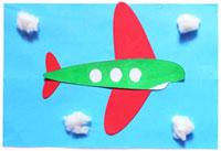Diy-craft-AeroPlane