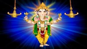 16 Lord Ganesh