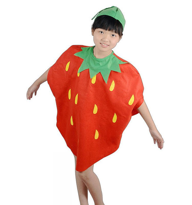 Fancy dress ideas for kids 46 strawberry solutioingenieria
