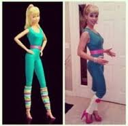 6 barbie doll