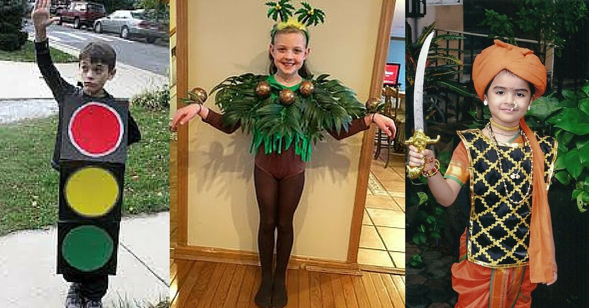 50 Fancy Dress Ideas for Kids