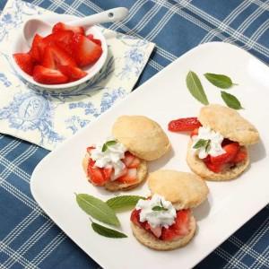strawberry biscuits superbaby