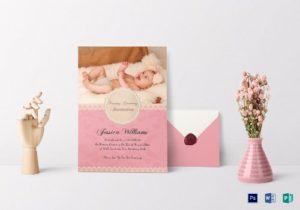 9 Best Naming Ceremony Invitation Ideas