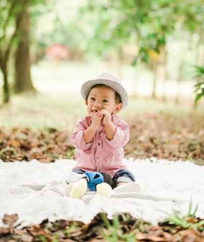 20 Cute Baby PhotoShoot Ideas to try at home