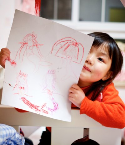 Meaning of Your Child Drawings You didn't know.